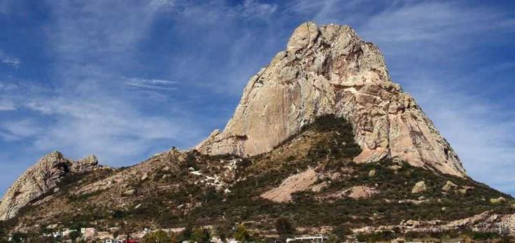 Pena de Bernal - Top 10 Largest Monoliths in the World  http://www.traveloompa.com/top-10-largest-monoliths-in-the-world/
