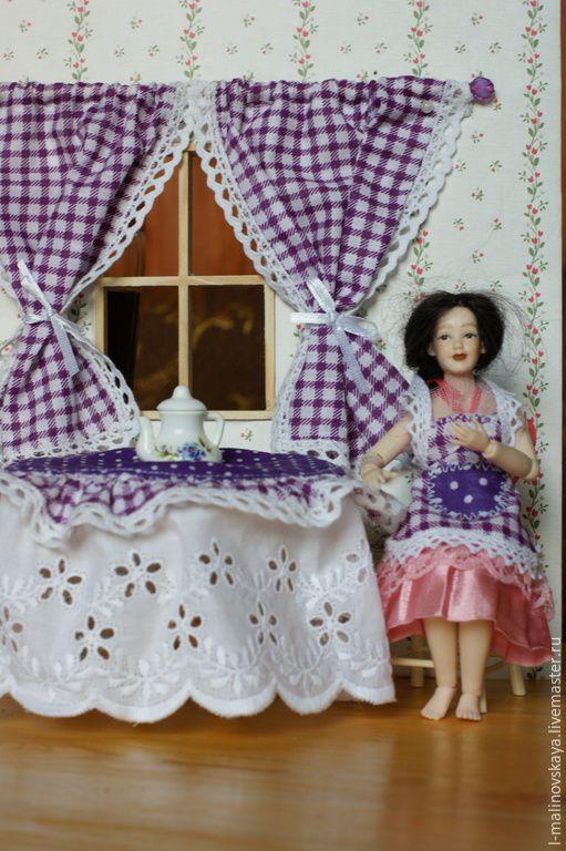 Купить Миниатюра Кухонный декор для кукольного домика - разноцветный, кукольная миниатюра, кукольные аксессуары