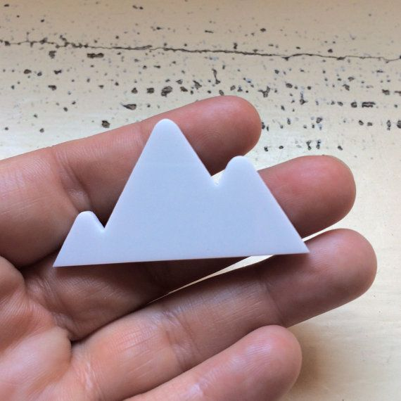 1 Little Mountain Acrylic Laser Cut Acrylic by CraftyCutsLaser #lasercutsupplies #lasercut  https://www.etsy.com/au/listing/217396899/1-little-mountain-acrylic-laser-cut?ref=shop_home_active_8