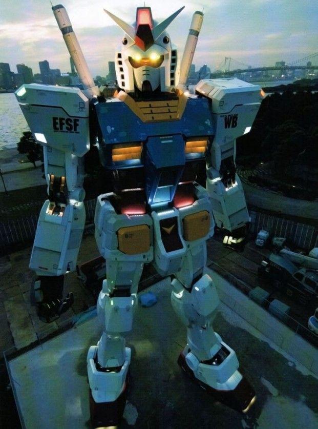 Gundam Rx-78 1/1