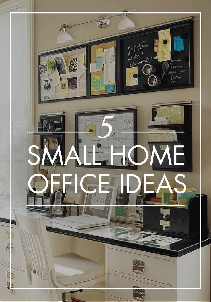 small home office 5. Small Home Office 5. Five Ideas 5 E O