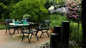 ogródek piękne zacisze