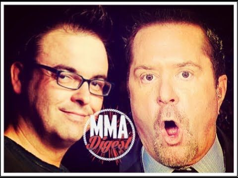 MMA Mauro Ranallo and Mike Goldberg join Bellator MMA