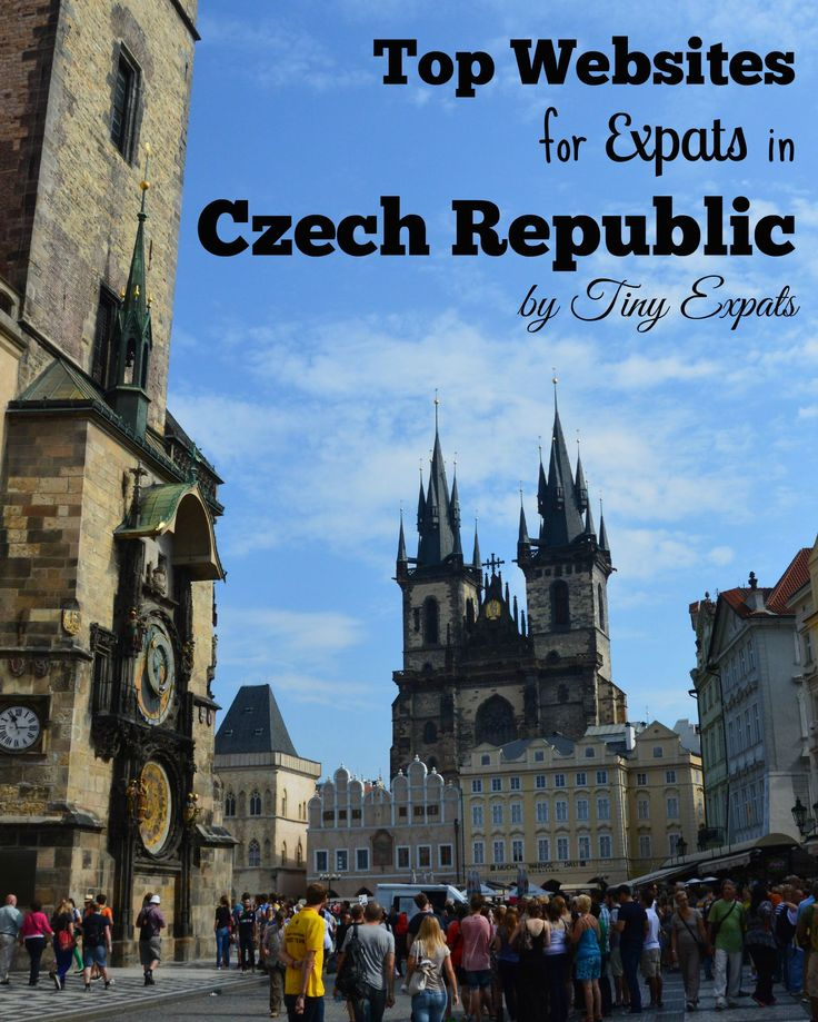 Here're the most useful resources for expats living in Czech Republic - from info sites, to blogs, to directories. Find all you need to know to enjoy life in CZ!