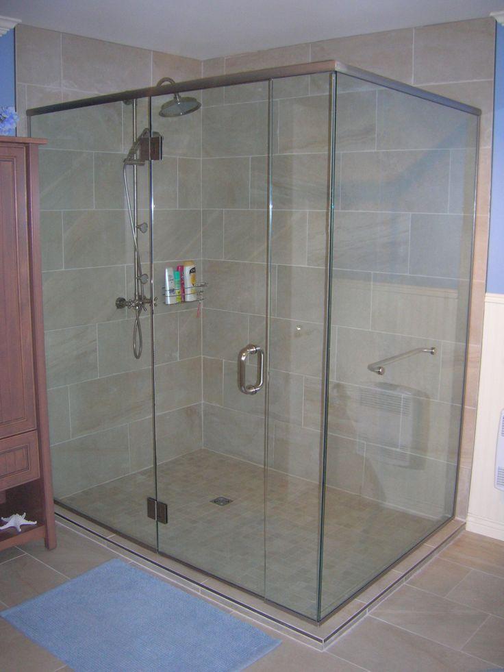 0104 am nagement salle de bains c ramique murale 12x24 plancher de douche 2x2 coloration