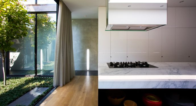 Motherwell House by AGUSHI