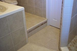 How to Easily Clean White Grout