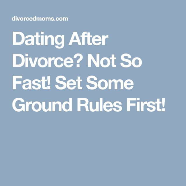 How To Prepare For Dating After Divorce