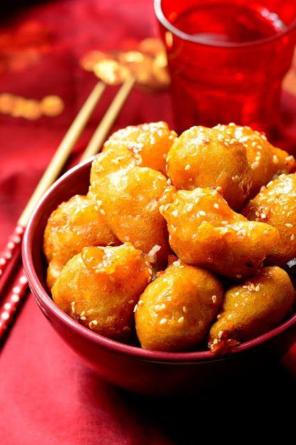 Szépségtár: Szezámmagos kínai csirke