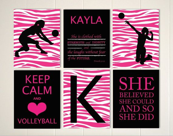 Captivating Keep Calm, Volleyball Girls Art, Volleyball Room Decor, Volleyball Player,  Girls Quote Art, Choose Your Sports And Colors