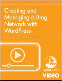 """""""Creating and Managing a Blog Network with WordPress"""" Author Justin Seeley presents the WordPress Multisite feature, which allows web site designers and administrators to create a network of sites and blogs from a single installation of WordPress."""