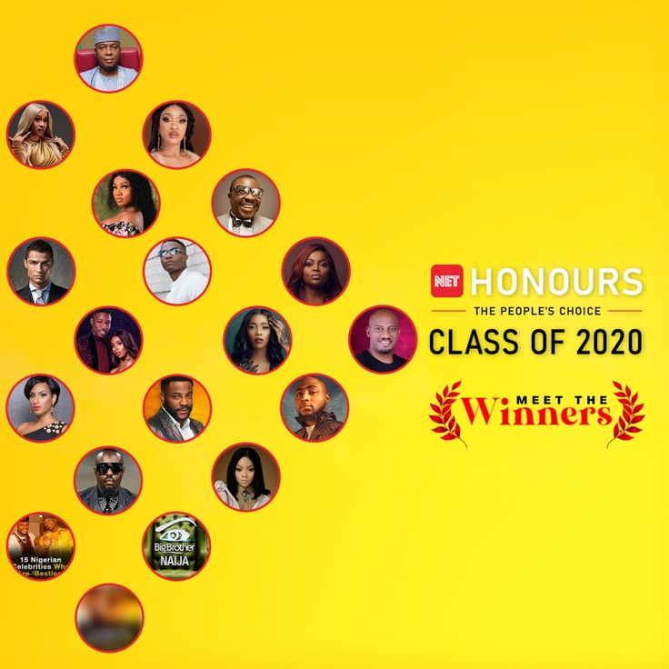 NET HONOURS 2020 See the Full List of The Winners in 2020