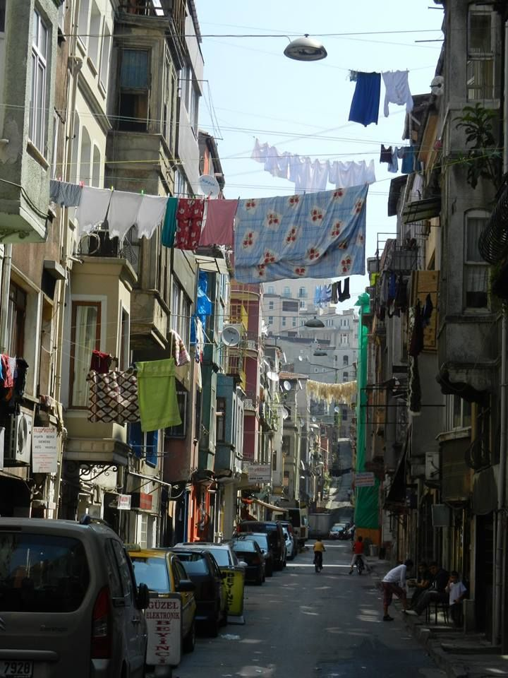 Tarlabasi, Isztambul szebb jövőt remélő gettója!