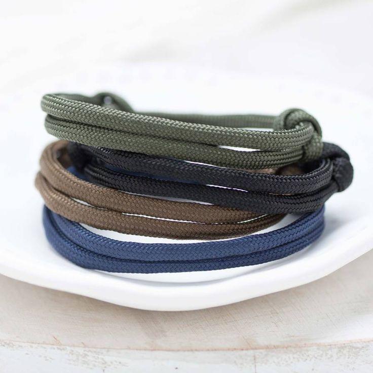 Personalised Men's Mini Bead Bracelet