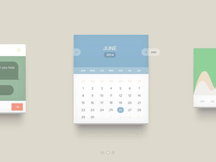 UI Stuff [WIP] by Ehsan Rahimi on #dribbble #ui #design #uikit