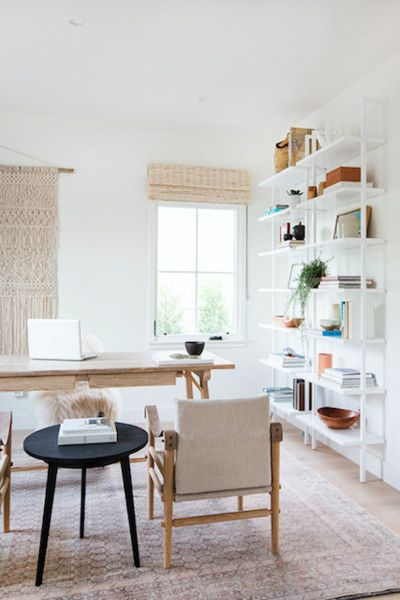 Workspace Style - Proof That Neutral Spaces Always Look Expensive - Photos
