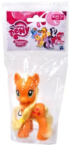 My Little Pony Friendship is Magic 3 Inch Single Figure Applejack [Bagged] @ niftywarehouse.com #NiftyWarehouse #MyLittlePony #Cartoon #Ponies #MyLittlePonies