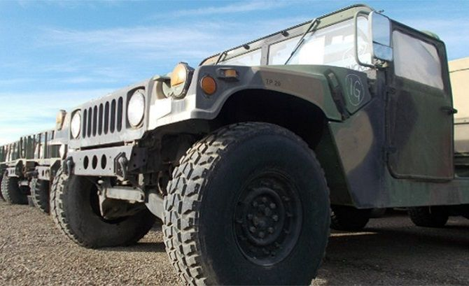 Though Each Humvee Will Be Inspected For Defects, The Vehicle Will Be Stripped Off Of Any Military Characteristics. #Army #Humvees For Sale #America