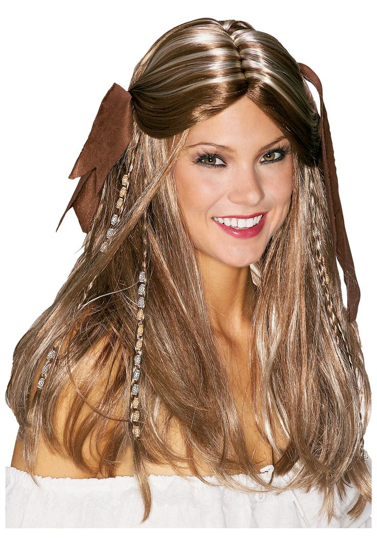 Adult Pirate Wench Wig