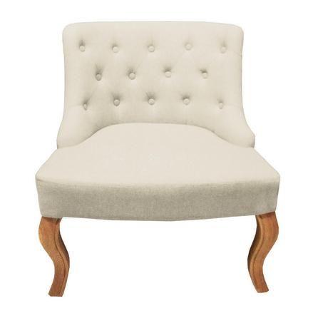Cream Arm Chair. Perfect for Bedroom Corner   http://www.dunelm-mill.com/shop/cream-antoinette-chair-223253