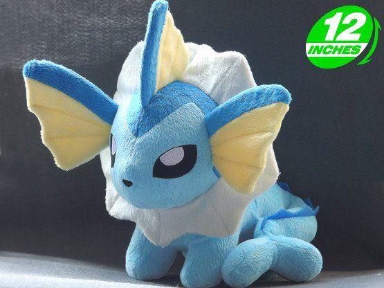Pokemon Vaporeon Plush Doll PNPL8043