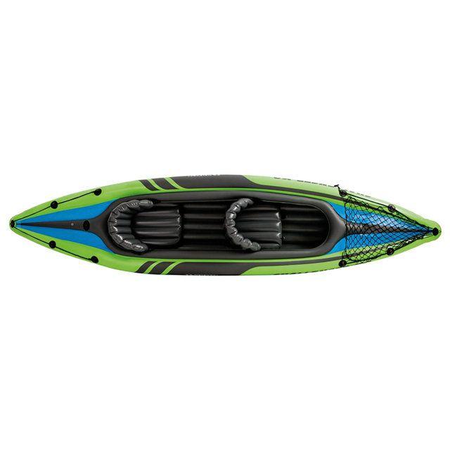 Canoa inflable para 2. Marca Intex,