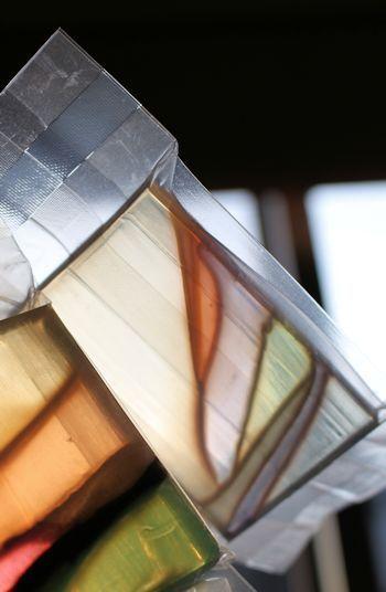 光を通す|新潟 手作り石鹸の作り方教室 アロマセラピーのやさしい時間