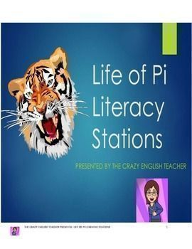 a literary analysis of the journey in the life of pi by yann martel Life of pi - multiple critical perspective [yann martel] on amazoncom free shipping on qualifying offers the adage says that there are two sides to every story, but as most contemporary literature teachers can attest.
