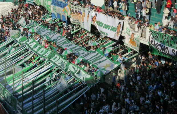 Musica ska nello stadio del Banfield Football Club
