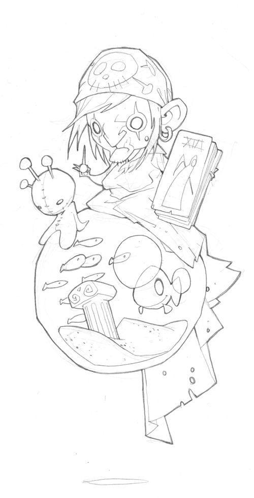 Yuck Character Design : Best edouard guiton images on pinterest concept art
