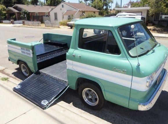 1963 Chevrolet Corvair Rampside Truck