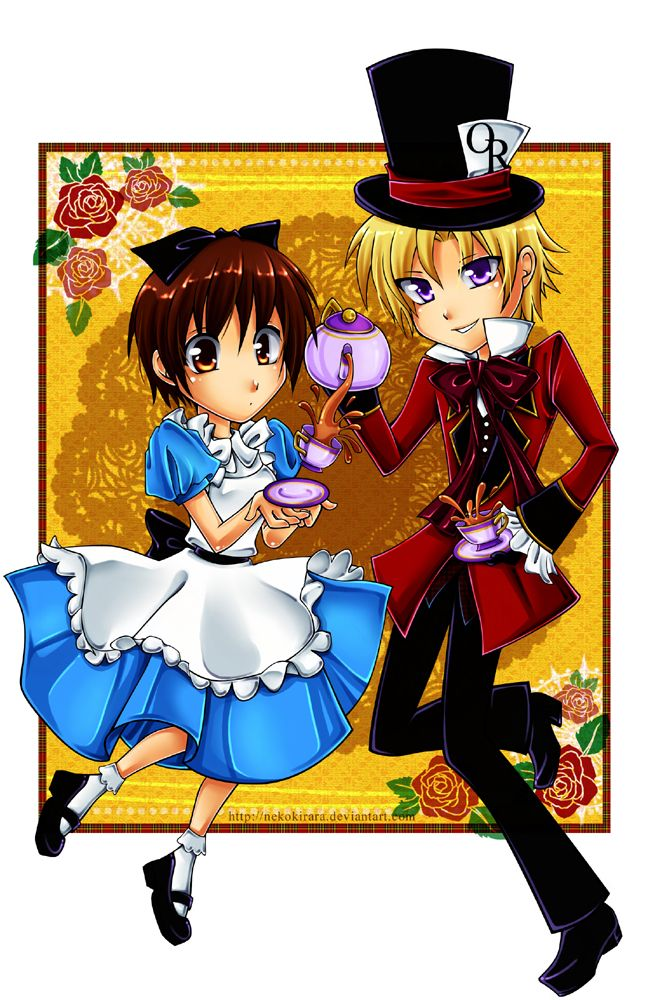 Ouran tea? by on deviantART