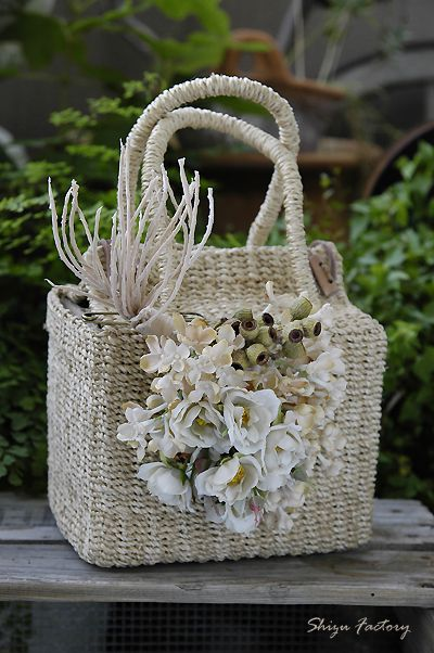 17 Best Images About Baskets Of Pretty On Pinterest