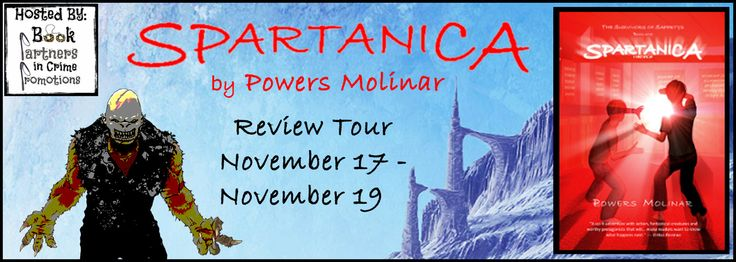 Spartanica Review Tour Banner