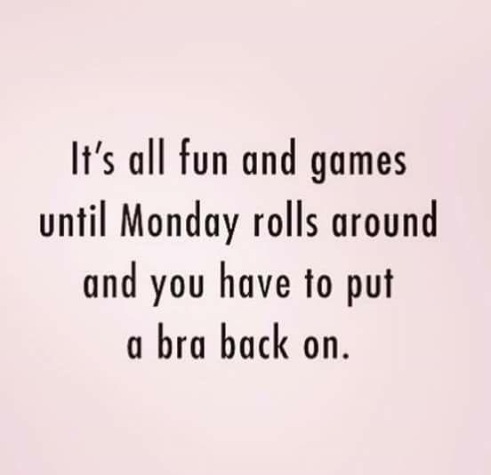 Ha! Exactly!