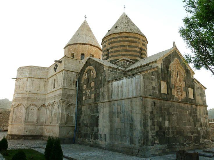 Oldest Armenian church in Iran, Azerbaiijdan