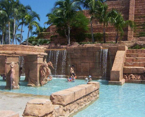15 best atlantis images on pinterest atlantis bahamas for Atlantis pools