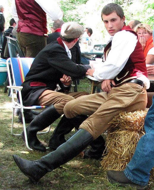 from Alvaro gay mens boots