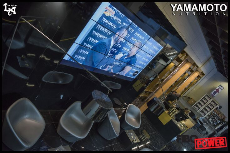 #YamamotoNutrition at #FIBO2017