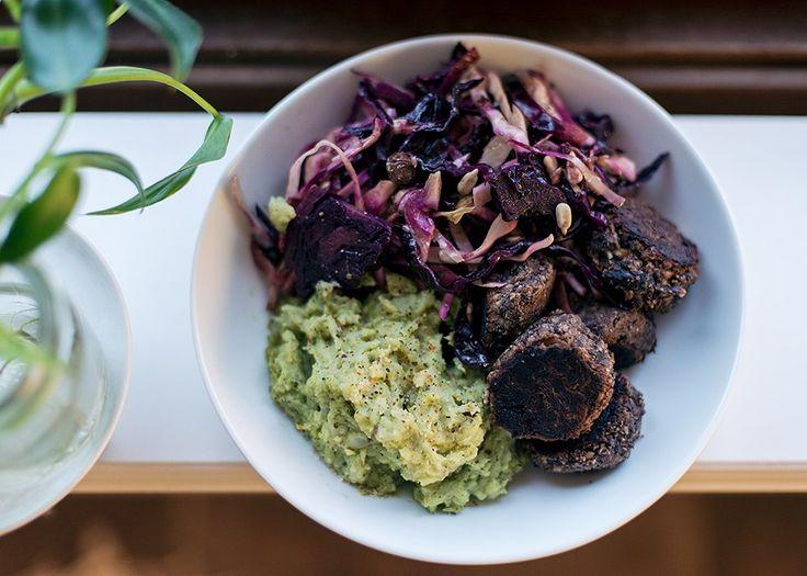 Exempel på 7 veganska måltider. Vill du ha tips på veganska måltider? Riktigt goda veganska måltider. Veganska måltider för alla!