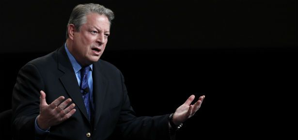 Al Gore on How the Internet is Changing the Way We Think.