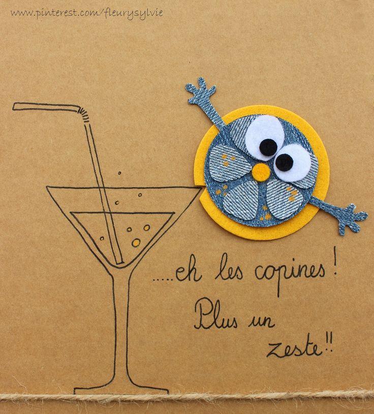 Eh les copines ! Plus un zeste !! #jeans #recycle Recyclage des pantalons http://pinterest.com/fleurysylvie/mes-creas-la-collec/