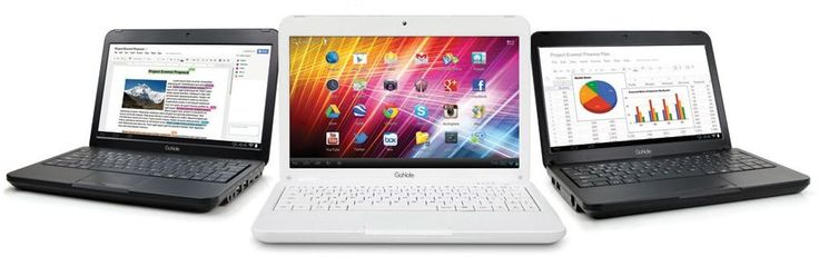 Beware inexpensive laptops running Android... while touchscreens are all the rage for tablets, simply adding them to laptops doesn't make for a great product.