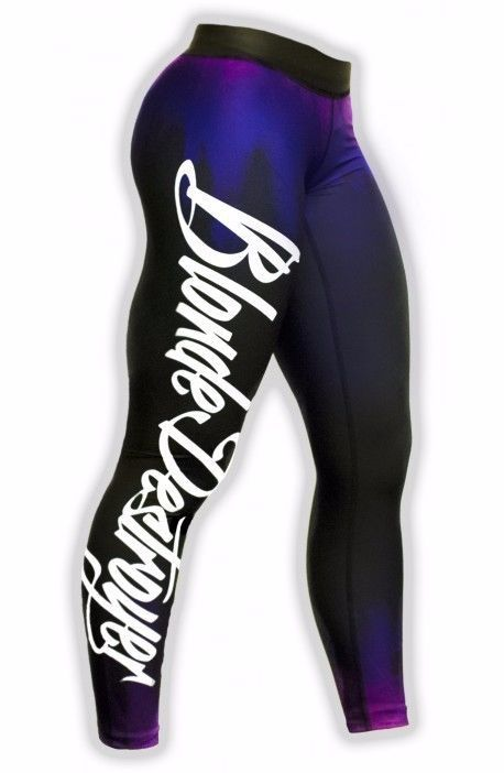 BLOND DESTROYER WOMEN'S SPORT PANTS/LEGGINGS/TIGHTS/Fitness/Running SIZE M