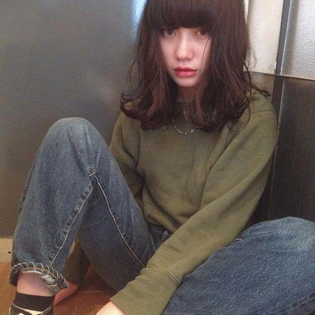 スタイリスト:月田 由未のヘアスタイル「STYLE No.13104」。スタイリスト:月田 由未が手がけたヘアスタイル・髪型を掲載しています。