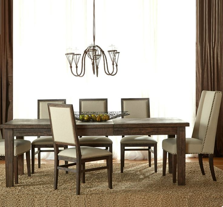 Zinhome Porter Extension Dining TableDining Room