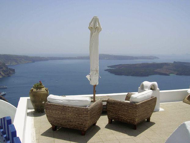 Santorini #santorini #griechenland #luxus #hotelplan