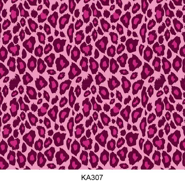 Water transfer film animal skin pattern KA307
