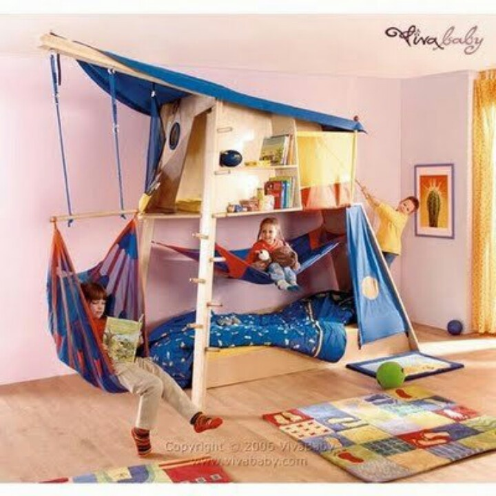 The Boo And The Boy: Cool Kidsu0027 Beds From Viva Baby