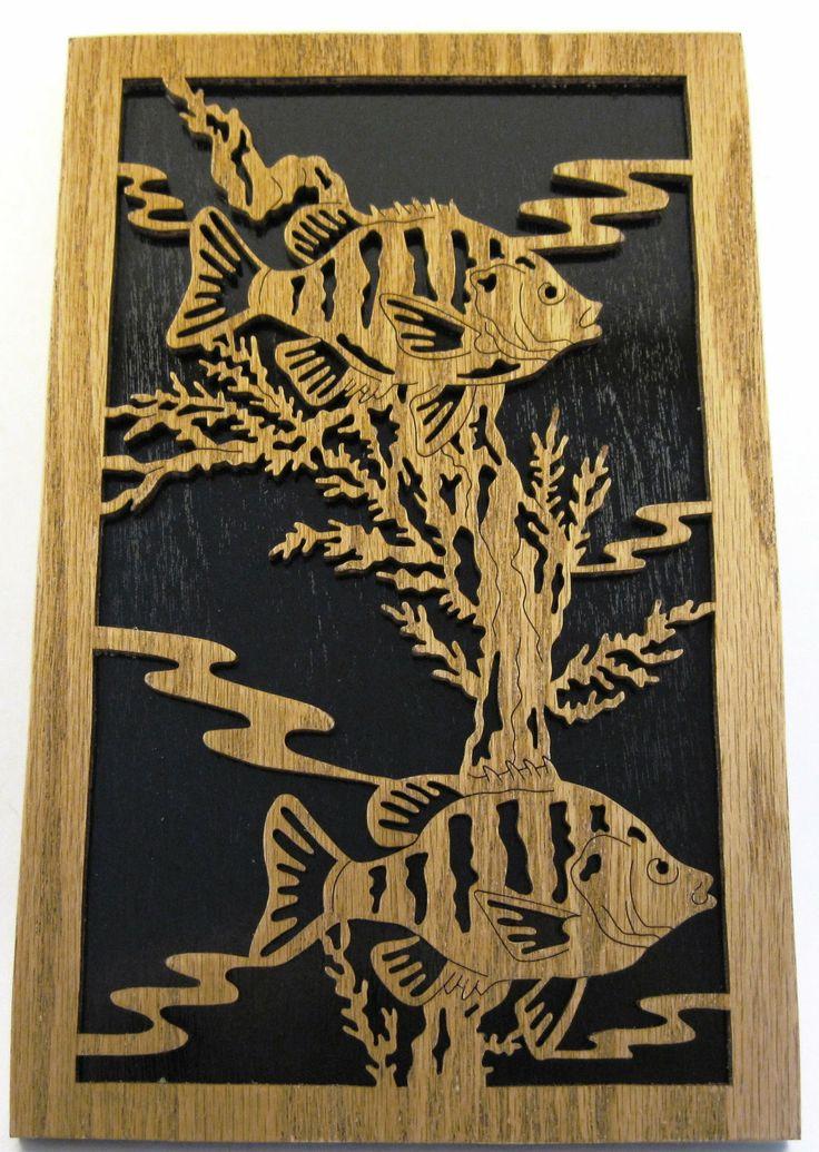 222 Best Plasma Cut Fish Images On Pinterest Metal Wall